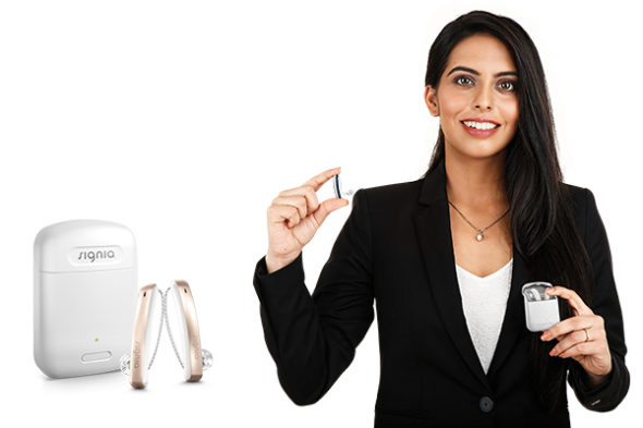 Styletto Connect Hearing Aid From Signia