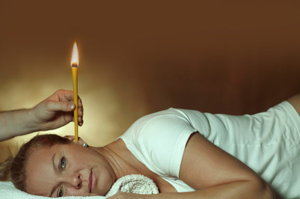 Ear Candling Is Not A Safe Option