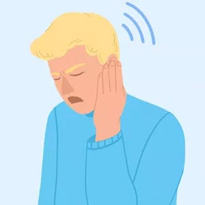 visit an audiologist due Sudden hearing loss