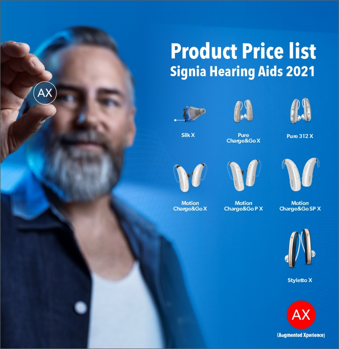 Hearing Aid Cost >> Hearing Aids Price List India 2019 Signia Bestsound